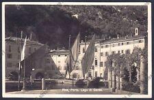 TRENTO RIVA DEL GARDA 91 LAGO - BARCHE Cartolina FOTOGRAFICA