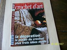 CROCHET D ' ART 282 TBE