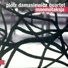 CD PIOTR DAMASIEWICZ QUARTET - Mnemotaksja ( FOR TUNE 2014 )
