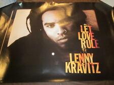 Lenny Kravitz Let Love Rule Promo Poster #218