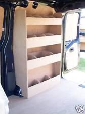 Citroen Dispatch SWB Van Racking Plywood Shelving storage 2007 - 2016 Model