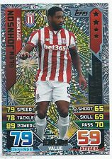 2015 / 2016 EPL Match Attax Man of the Match (400) Glen JOHNSON Southampton
