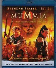 Blu-ray LA MUMMIA LA TOMBA DELL'IMPERATORE DRAGONE