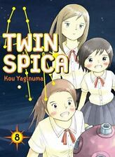 Twin Spica, Volume: 08-ExLibrary