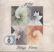 Gotye making MIRRORS CD + DVD NUOVO Eyes wide open-still that i used to know