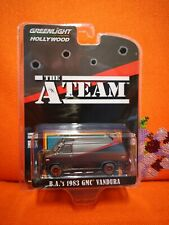 # 1/64 GREENLIGHT - HOLLYWOOD - THE A-TEAM - B.A. 1983 GMC VANDURA FURGONE P.E.#