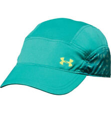 Under Armour Catalyst Women's Emerald Lake Adjustable Run Cap Hat Sz OS **