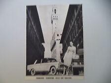 advertising Pubblicità 1960 FIAT 1800 - 2100