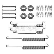 Brake Shoe Fitting Kit fits NISSAN TERRANO R20 3.0D Rear 02 to 06 ZD30 B&B New