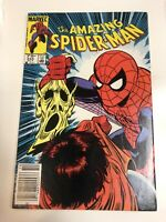Spider-man (1983) # 251 (VF) Canadian Price Variant! Who's The Green Goblin ?