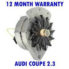 AUDI COUPE 2.3 1988-94 ALTERNATOR 12 MONTH WARRANTY