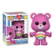 Care Bears poursuite brillance Cheer ourson 9.5cm pop vinyle figurine Funko 351