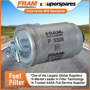 Fram Fuel Filter for Audi A6 C5 4CYL 1.9 Turbo Diesel AWX 01-05/06