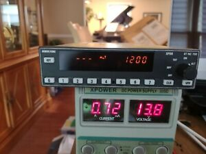 Bendix/King KT-76C Transponder P/N: 066-01156-0101 W/ 8130 & 90 Day War.