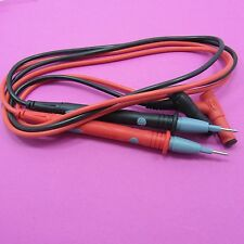 AC DC 1000V Universal Multimeter Lead Test Probe Wire Pen 20A Voltage Cable