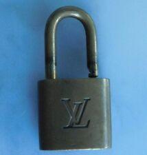 Louis Vuitton Lock 305 Brass For Keepall Duffle Kendall Pegase Epi Bag No Key TT