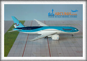 "Gemini200 (1:200) Thomson Airways Boeing 787-800 Dreamliner ""G-TUIA"" G2TOM543"