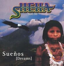 Sheha Vol. III: Suenos Aroma De Culturas Dreams Aroma of cultures Music CD