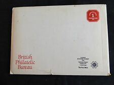 GB 1984 RARE LONDON ECONOMIC SUMMIT OFFICIAL DELEGATE PACK (676)