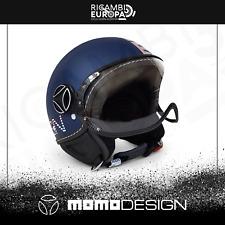 Casco Moto Scooter Demi-Jet MOMO DESIGN FGTR CLASSIC LIMITED EDITION SUMMER