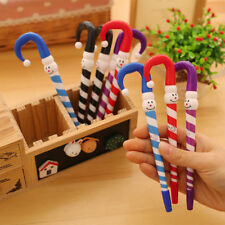 3x Stylo Crayon Parapluie Pr Enfant Fourniture Scolaire Papeterie Noël Cadeau NF