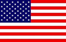 500 lot American flag BUMPER Flag Sticker UNITED STATES OF AMERICA USA