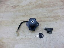 1978 Suzuki GS550 S780. ignition switch fork lock with key