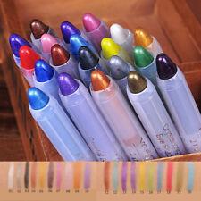 Glitter Lip liner Eye Shadow Eyeliner Pencil Pen Cosmetic Waterproof Makeup Prop