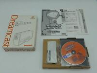 Used HIT-0401 Broadband Passport LAN adapter for Dreamcast F/S from Japan