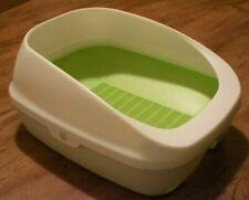 Used Purina Tidy Cats Breeze Cat Litter Box