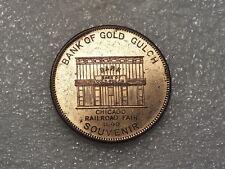 1949-CHICAGO RAILROAD FAIR-BANK OF GOLD GULCH