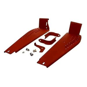FOOT PLATE SET FOR MASSEY FERGUSON TE20 TEA20 TED20 TEF20 TO20 35 FE35 TRACTORS