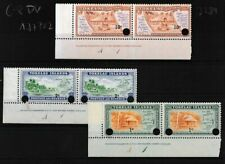 Tokelau 6-8 Volume 1967 completeett unmounted mint / never hinged Eckr (103281