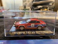 Triumph Tr7 V8 By De Agostini With Megazine. New.