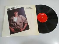 """Francisco A Giri con el Amore Polydor 1984 - LP Vinili 12 """" VG/VG"""