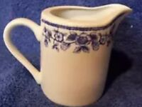 VTG Farberware Creamer Blue Chintz 1994 #211 Casual Concept‼️TODAY 3.50‼️