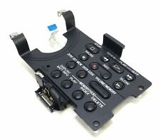 Sony HDR-FX1000 FX1000 Top Control Panel Part Replacement Genuine Sony