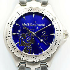 Mickey Mouse Sorcerers Apprentice, 25th Anniversary, Fossil Unworn LTD Watch 225