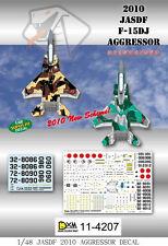 DXM decal 1/48 JASDF F-15DJ Aggressor 2010