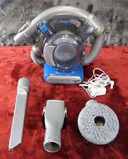 Black+Decker HFVB315J22 Dustbuster Cordless Lithium Flex Hand Vacuum #1464