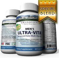 Ultra Vitamin for Men - Grandview Natural Body Care