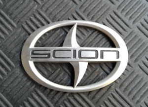 OEM Scion Body/Dash/Trunk Emblem. 12cm