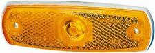 HELLA Side Marker Light 2PS 962 964-018 Yellow