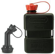 FuelFriend®-PLUS 1,0 Liter - Sonderserie BLACK + Füllrohr verschließbar