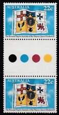Australië postfris 1981 MNH 748 gutter pair - Queen's Birthday