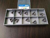 ISCAR TPGX 221-L IC908 / TPGX 110304-L IC908 10 PCS Original carbide inserts
