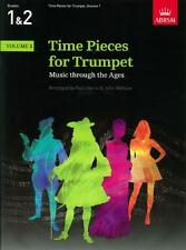 Time Pieces for Trumpet, Volume 1, ed. Harris & Wallace AB8636