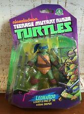 Nickelodeon Teenage Mutant Ninja Turtles Leonardo Action Figure