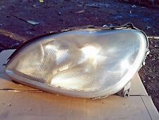 Main Gauche Côté Passager Miroir De Verre Pour Mercedes Classe S W220 1999-2006 247LS