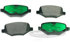 Disc Brake Pad Set-Ceramic Pads Rear Tru Star CBP1377